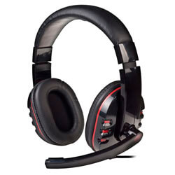 AURICULARES C/MICROFONO GENESIS H12 GAMING MINI JACK 3.5 | Quonty.com | NSG-0640