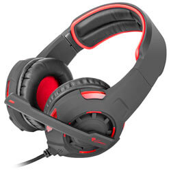 AURICULARES C/MICROFONO GENESIS HX60 GAMING USB 7.1 LED | Quonty.com | NSG-0756