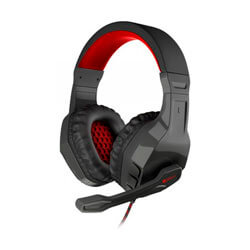 AURICULARES C/MICROFONO GENESIS H49 GAMING MINI JACK 3.5 | Quonty.com | NSG-0774