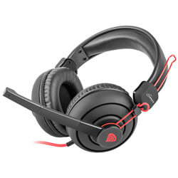 AURICULARES C/MICROFONO GENESIS H70 GAMING MINI JACK 3.5 | Quonty.com | NSL-0735