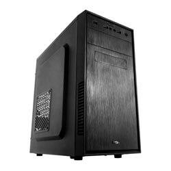 CAJA MINITORRE/MICRO-ATX NOX FORTE S/FUENTE USB3.0 NEGRA | Quonty.com | NXFORTE