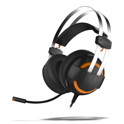 Auriculares C/Microfono Nox Krom Kode 7.1 Gaming Usb | Quonty.com | NXKROMKDE