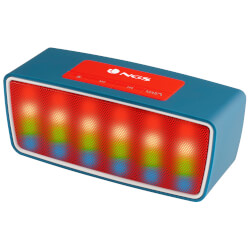 ALTAVOZ NGS ROLLER GLOW BLUE | Quonty.com | ROLLERGLOWBLUE