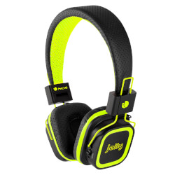 AURICULARES NGS ARTICA JELLY YELLOW | Quonty.com | ARTICAJELLYYELLOW