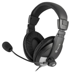 AURICULAR C/MICRÓFONO NGS MSX9 PRO | Quonty.com | MSX9PRO