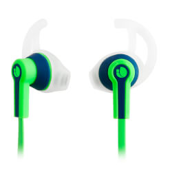AURICULARES DEPORTIVOS NGS RACER GREEN | Quonty.com | RACERGREEN