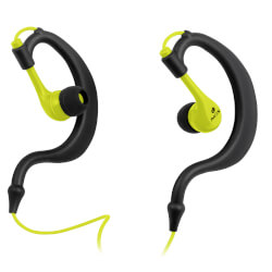 AURICULARES DEPORTIVOS NGS YELLOW TRITON | Quonty.com | TRITONYELLOW