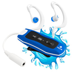 REPRODUCTOR MP3 NGS SEAWEED 4GB AZUL | Quonty.com | SEAWEEDBLUE