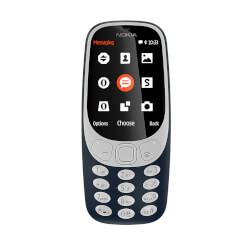 Smartphone Nokia 3310 2.4'' 2g Azul | Quonty.com | DS TA-1030 DK BLUE