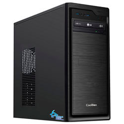 ORD. PROFESSIONAL INTEL I7-6700 GIGABYTE H110M-S2HP 8GB-2133MHZ 1TB DRW / CAJA COOLBOX F800 | Quonty.com | ORDHL6700-H1