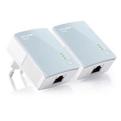 Kit 2 Powerline Tp-Link Tl-Pa411-Kit 1rj45/500mbps | Quonty.com | TL-PA411 KIT
