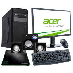 ORD. QUONTY I3-8100 8GB 1TB H310M +MON.21,5 +TEC/RAT/ALF/ALT | Quonty.com | PK-8100-01