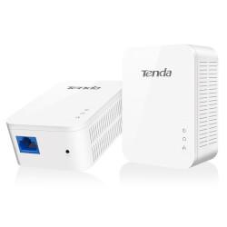 Kit 2 Adaptadores Homeplug Tenda Ph3 1rj45/1000mbps | Quonty.com | PH3