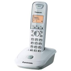 TELÉFONO DECT PANASONIC KX-TG2511 BLANCO | Quonty.com | KX-TG2511SPW