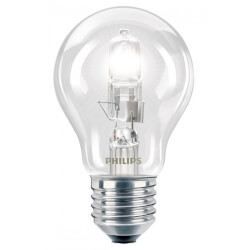 BOMBILLA HALÓGENA PHILIPS ECOCLASSIC 105W (EQU. 140W) | Quonty.com | 8727900252019