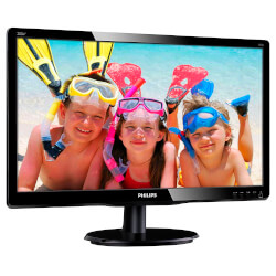 MONITOR PHILIPS 226V4LAB 21,5'' FHD 5MS VGA/DVI | Quonty.com | 226V4LAB/00