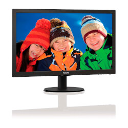 MONITOR GAMING PHILIPS 243V5LHSB 23,6'' FHD 1MS | Quonty.com | 243V5LHSB/00