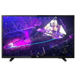 "TV LED ULTRAFINO PHILIPS 32PHT4503 32"" 1366X768 