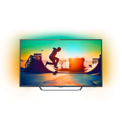 TV LED PHILIPS 65PUS6262 65'' 4K UHD 3840x2160 SMART TV | Quonty.com | 65PUS6262/12