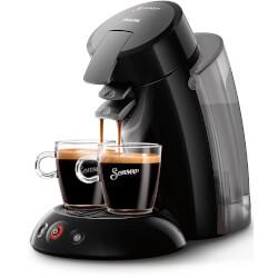 CAFETERA PHILIPS SENSEO ORIGINAL XL NEGRA MONODOSIS | Quonty.com | HD6555/22