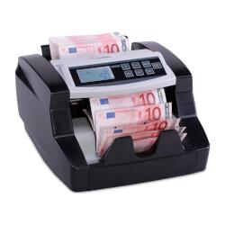 CONTADORA Y DETECTORA DE BILLETES RATIO-TEC RAPIDCOUNT B 20 | Quonty.com | RAPIDCOUNT B20