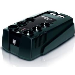 SAI RIELLO IPLUG 800 DE 3TOMAS FILTRADAS 3TOMAS PROTEGIDAS USB 2TOMAS IEC PROTECCI N SAI 800VA / 480 | Quonty.com | IPLUG800DE