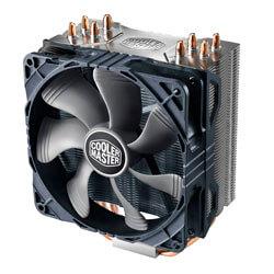 REFRIGERADOR CPU COOLER MASTER HYPER 212X INTEL/AMD | Quonty.com | RR-212X-17PK-R1