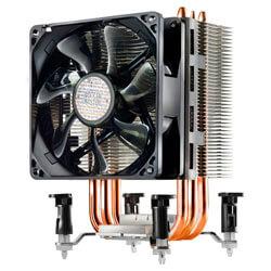 REFRIGERADOR CPU COOLER MASTER HYPER TX3I EVO - MULTISOCKET INTEL | Quonty.com | RR-TX3E-22PK-B1