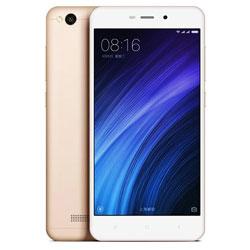 SMARTPHONE XIAOMI REDMI 4A 5''FHD QUADCORE 2GB/32GB 4G-LTE 5/13MPX DUALSIM A6.0 GOLD | Quonty.com | MSM8917/232G