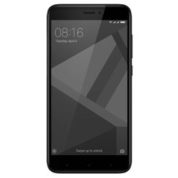 SMARTPHONE XIAOMI REDMI 4X 5''HD OCTACORE 3GB/32GB 4G-LTE 5/13MPX DUALSIM A6.0 BLACK | Quonty.com | MSN8940/332B
