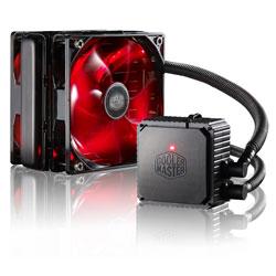REFRIG. LIQUIDA CPU COOLER MASTER SEIDON 120V V3+ | Quonty.com | RL-S12V-22PR-R1