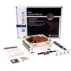REFRIGERADOR CPU NOCTUA NH-L9I MULTISOCKET INTEL PERFIL BAJO   Quonty.com   NH-L9I