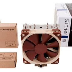 REFRIGERADOR CPU NOCTUA NH-U12S MULTISOCKET INTEL/AMD   Quonty.com   NH-U12S