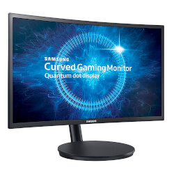 MONITOR GAMING SAMSUNG C24FG70 23,5'' FHD 1MS HDMI/DPORT | Quonty.com | LC24FG70FQUXEN