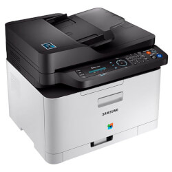 MULTIFUNCION SAMSUNG CON FAX LASER COLOR SL-C480FW ETHERNET WIFI NEGRO 18PPM/COLOR 4PPM 2400X600PX | Quonty.com | SL-C480FW