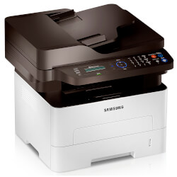 MULTIFUNCION SAMSUNG CON FAX LASER MONOCROMO SL-M2675FN ETHERNET 26PPM 4800X600PX | Quonty.com | SL-M2675FN/SEE