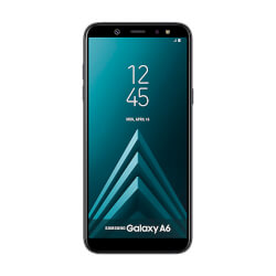 SMARTPHONE SAMSUNG GALAXY A6 (2018) 5.6'' OCTACORE NEGRO   Quonty.com   SM-A600FN DS