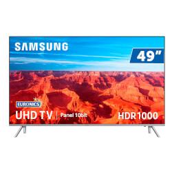 TV LED SAMSUNG 49MU7005 49'' 4K-UHD | Quonty.com | 02TLDSAM49MU700
