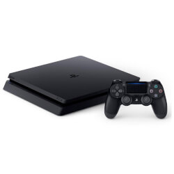 Consola Sony Playstation 4 Slim 500gb Negra | Quonty.com | PS4 SLIM 500GB BLACK