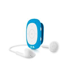 REPRODUCTOR MP3 SPC SPORT CLIP SHUFFLE FM 4GB AZUL | Quonty.com | 8584A