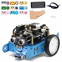 ROBOT EDUCATIVO mBOT FACE SPC MAKEBLOCK - mBOT+PACK | Quonty.com | 90050F