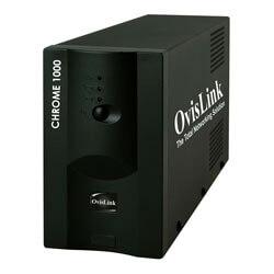 SAI 1000VA OVISLINK INLINE | Quonty.com | CHROME1000E