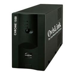 SAI 1500VA OVISLINK INLINE | Quonty.com | CHROME1500E