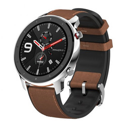Smartwatch Xiaomi Amazfit Gtr 47mm Stainless Steel   Quonty.com   A1902STAINLESS