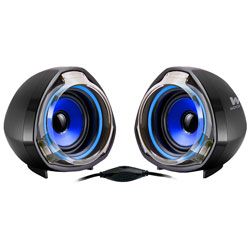 ALTAVOCES WOXTER BIG BASS 70 2.0 - 15W AZUL | Quonty.com | SO26-055