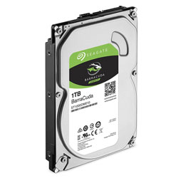 HDD SEAGATE 3.5'' 1TB 7200RPM 64MB SATA3 DESKTOP BARRACUDA | Quonty.com | ST1000DM010