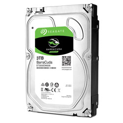 HDD SEAGATE 3.5'' 3TB 7200RPM 64MB SATA3 DESKTOP | Quonty.com | ST3000DM008