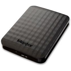 HDD SEAGATE EXT 2.5'' 4TB USB3.0 MAXTOR M3 NEGRO | Quonty.com | STSHX-M401TCBM