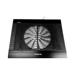 SOPORTE/REFRIGERADOR PORTATIL 17.3'' TACENS VINCI II 1USB 1VENT NEGRO | Quonty.com | 4VINCI2