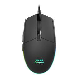 Raton Mars Gaming Mmg Optico Usb 3200 Dpi Negro | Quonty.com | MMG